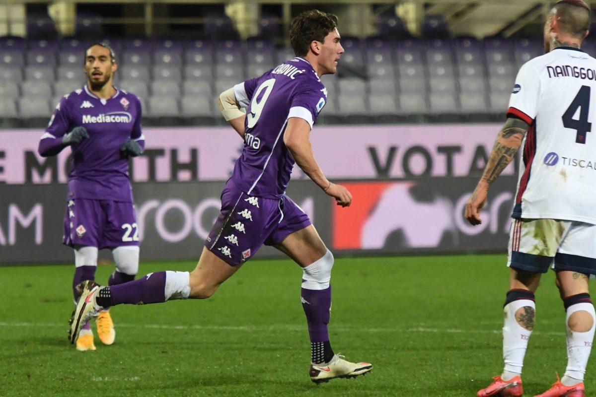 Calcio: le pagelle del Direttore di  Fiorentina Cagliari 1-0