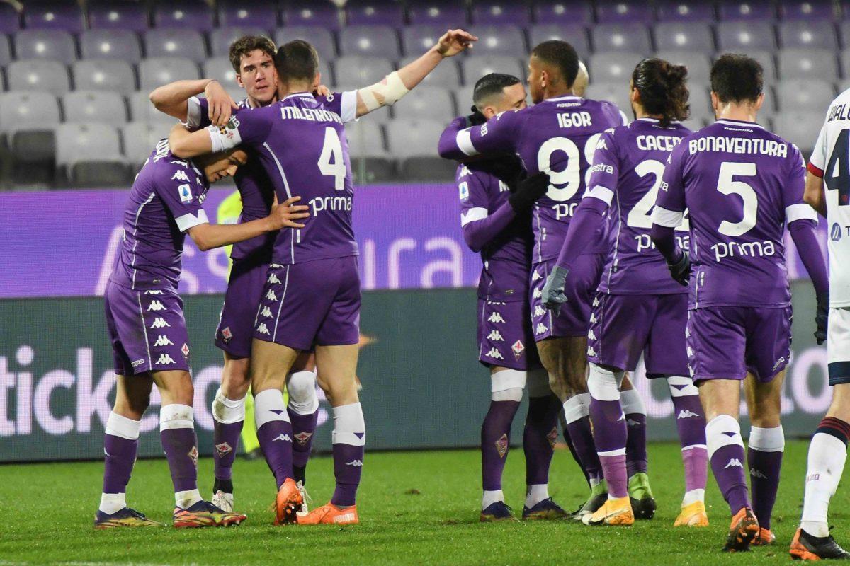 Fiorentina, una vittoria che fa classifica. Che sia la volta buona?