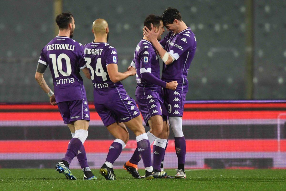 Vlahovic 7° gol, battuto il suo record di reti in Serie A. Bonaventura 1° gol con la Fiorentina