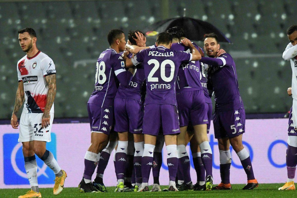 CALCIO- Le Pagelle viola di Firenze Viola Supersport per Fiorentina-Crotone 2-1