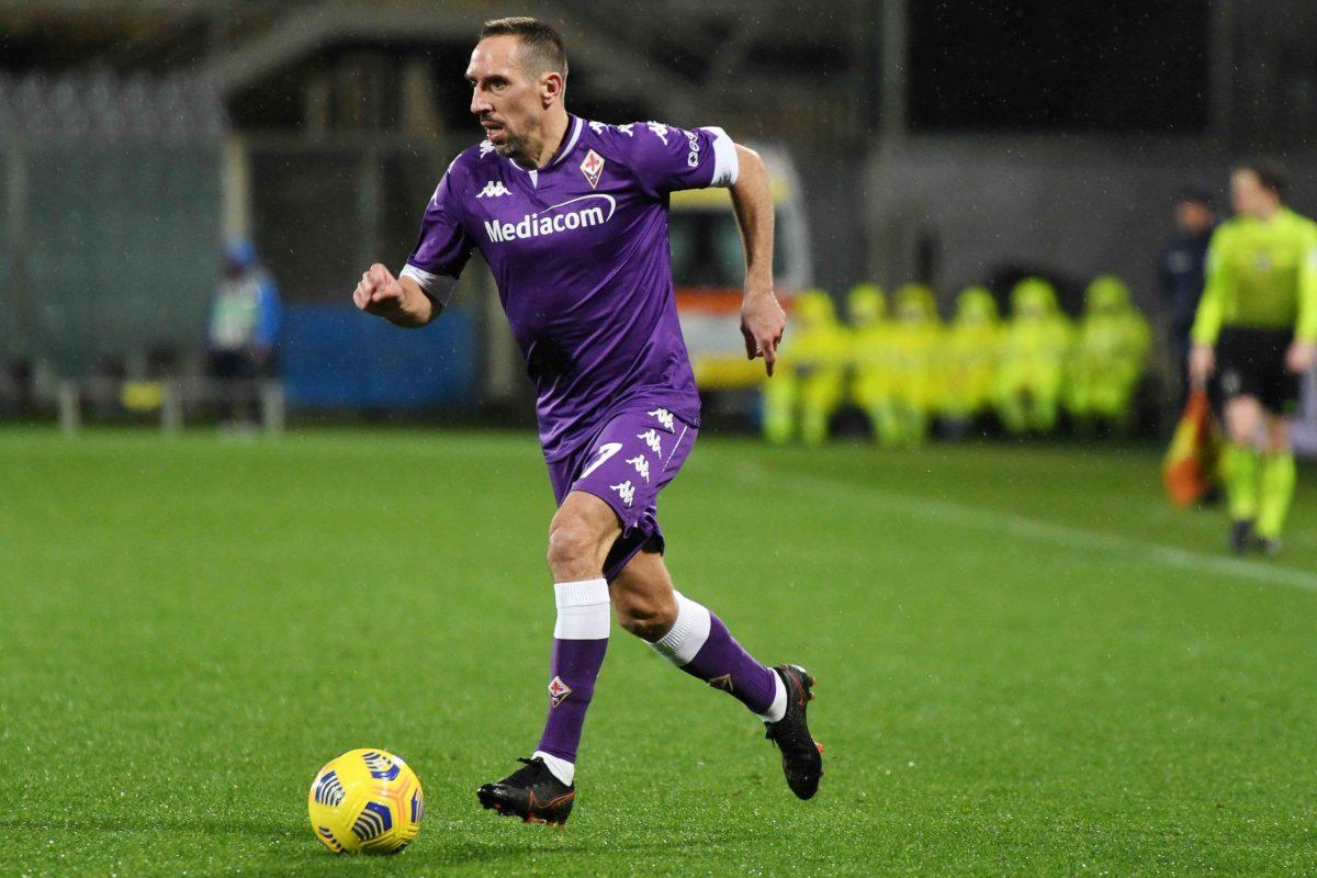 Prandelli ritrova Ribery: il francese sarà in campo contro la Sampdoria