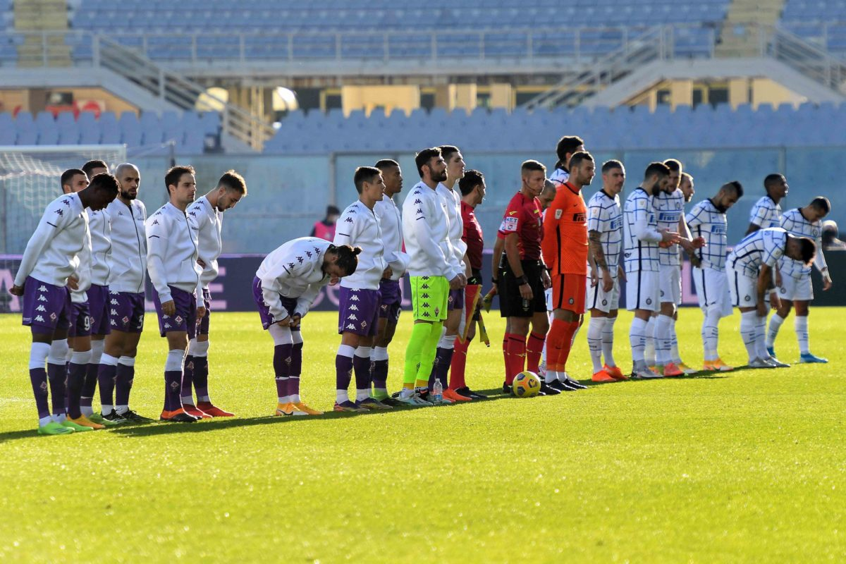 CALCIO- Coppa Italia Le Pagelle viola di Firenze Viola Supersport per Fiorentina-Inter