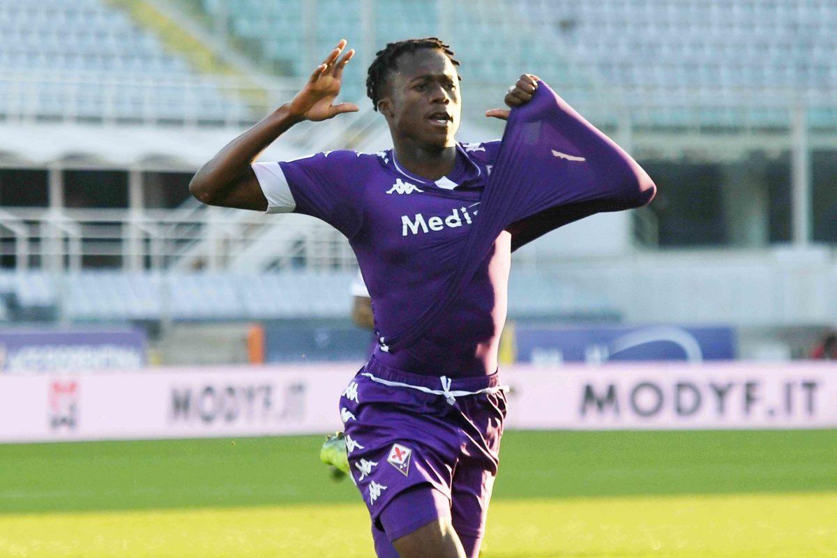 Kouame, il Torino ha offerto 18 milioni: la Fiorentina ha rifiutato, ne vuole almeno 20