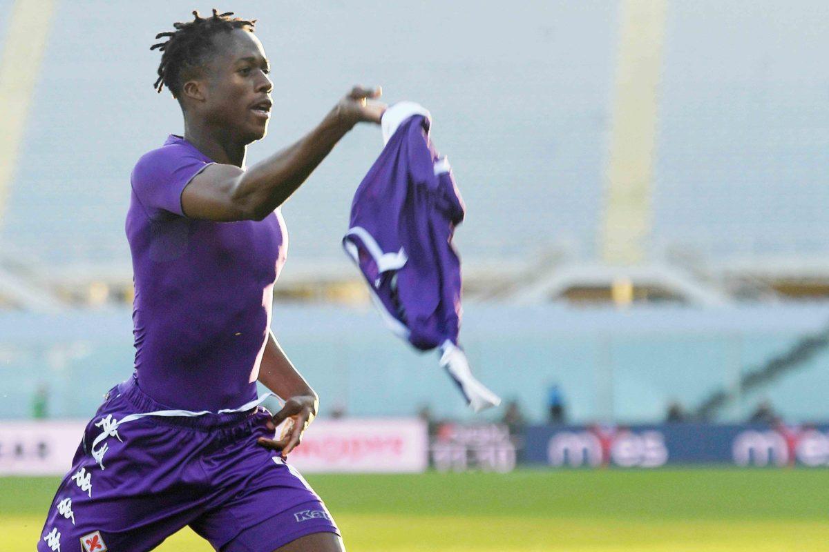 Kouame, la Fiorentina ha deciso, resta, niente Torino nel suo futuro. Cessione rimandata a giugno?