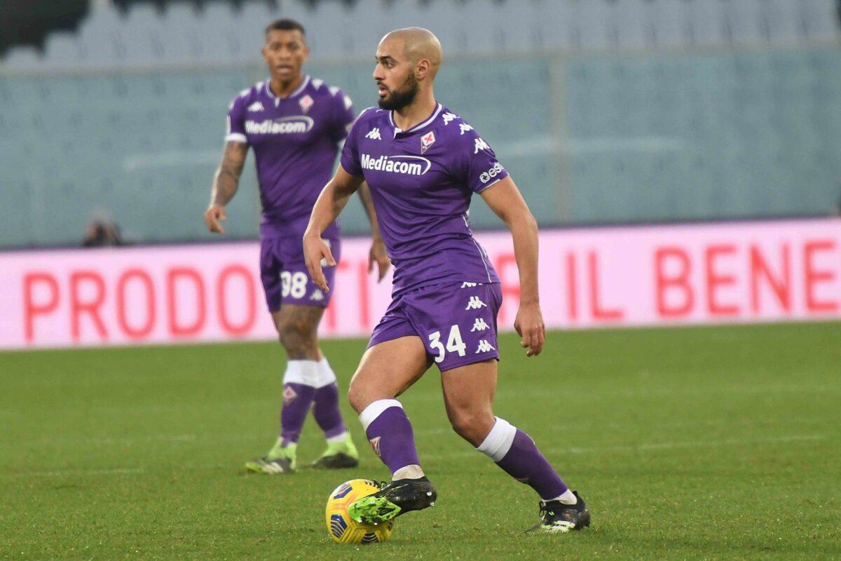 """Amrabat: """"La schiena sta bene, sono pronto per giocare contro il Genoa"""""""