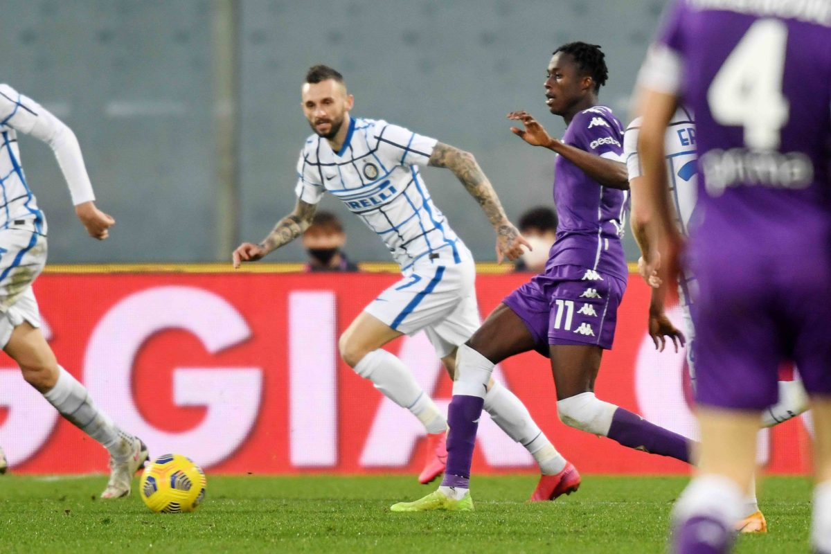 """Calcio: Sui Social viola lo sfogo di Christian Kuamè."""" Se risegno…non mi fermo più..("""
