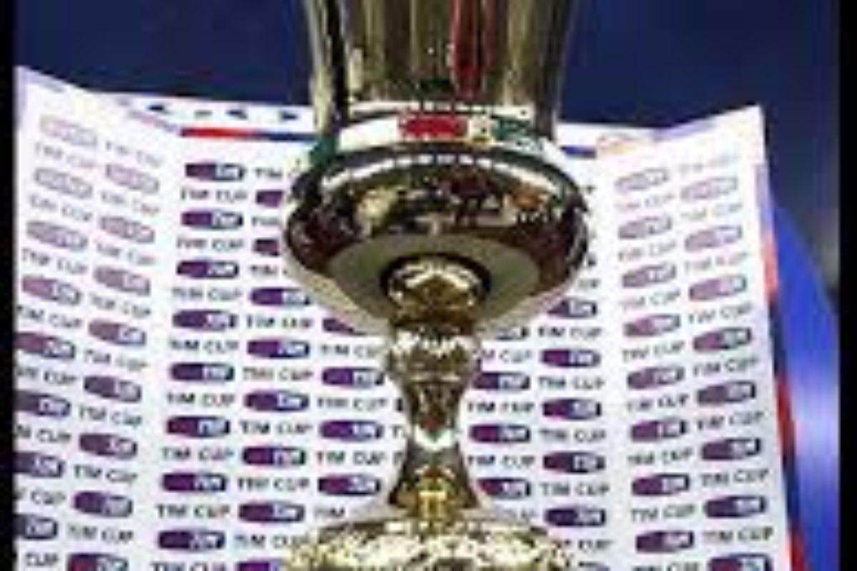 Coppa Italia: Il Napoli elimina un grande Empoli (3-2); la Juve batte il  Genoa  ai supplementari :3-2 col giovanissimo Rafia.