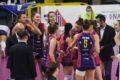 VOLLEY FEMMINILE SERIE A1- Bartoccini Fortinfissi Perugia- Savino Del Bene Scandicci 1-3 (16-25; 25-23; 18-25; 21-25)