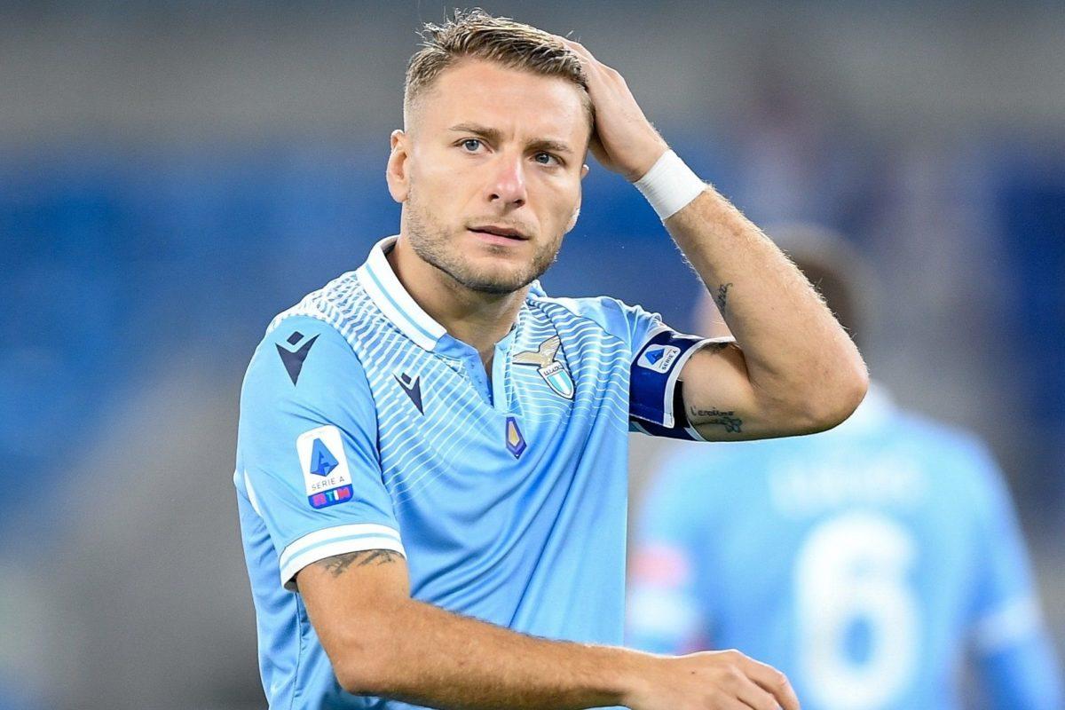Lazio-Fiorentina, Immobile verso il forfait. Caicedo titolare, oggi sfida la sua prossima squadra?