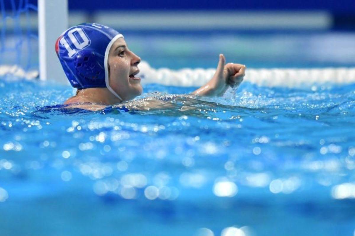 """Pallanuoto: Iniziato il """"pre-Olimpico"""" a Trieste: il """"Setterosa"""" strabatte la Francia 19-6"""