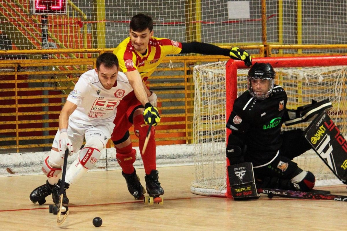 Hockey a rotelle: i risultati del week end