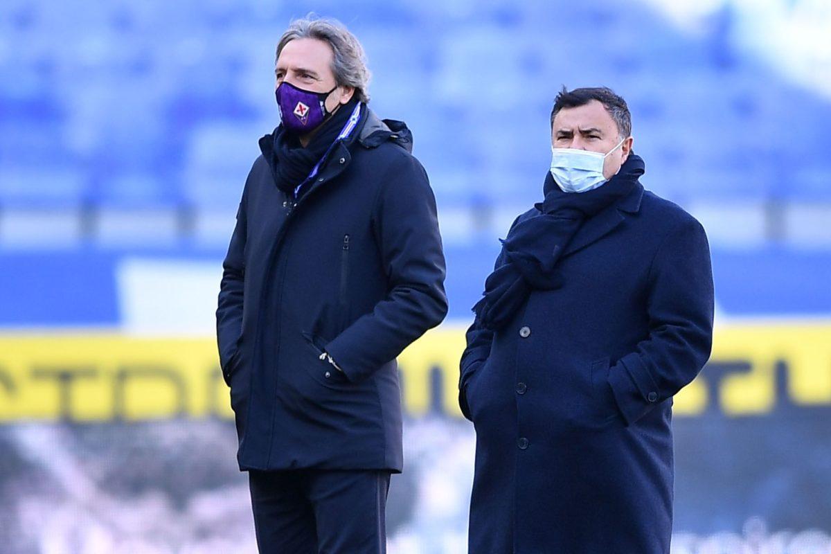 Le foto di Sampdoria-Fiorentina