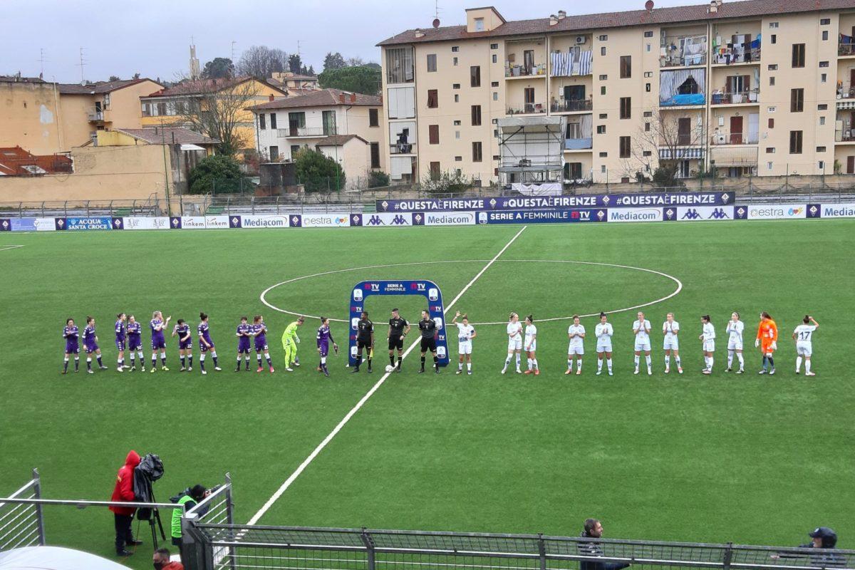 La Fiorentina femminile batte il Napoli e sale al 4° posto davanti agli occhi di Commisso
