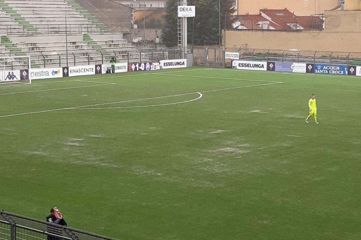 """Cincotta: """"Con un terreno in queste condizioni, si azzera il tasso tecnico, oggi era difficile. Ora testa all'Inter"""""""