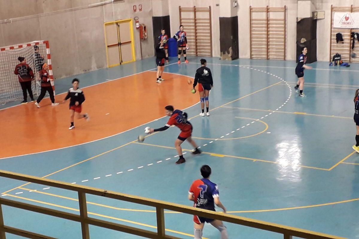 """Pallamano: Ecco cosa e' successo oggi nei campionati di Handball.""""Amarissima"""" sconfitta dell' Euromed Mugello contro il Cellini Padova."""