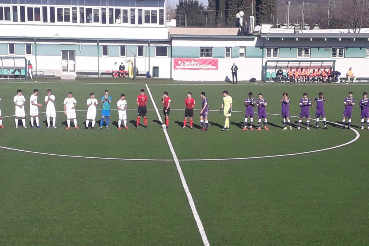 Calcio: Under 18 Sassuolo Fiorentina finale amaro sbagliando il rigore del possibile 2-2 :  2-1