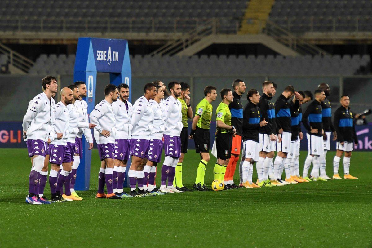 Le foto esclusive di Fiorentina-Inter