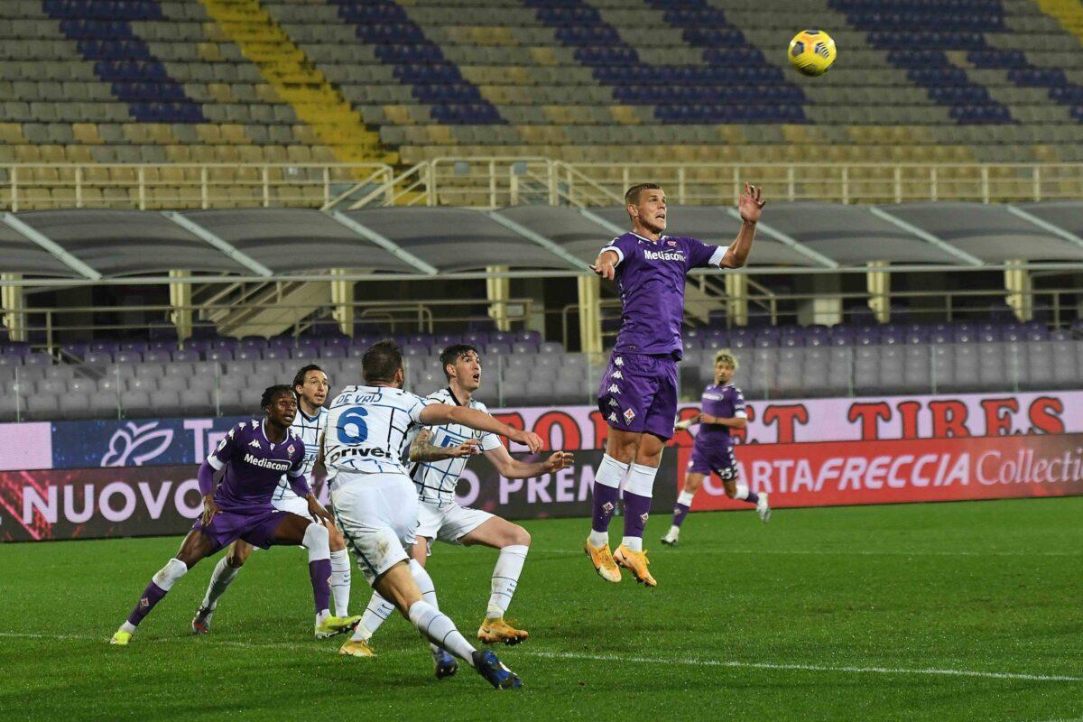 Kokorin si ferma: infortunio per il russo della Fiorentina