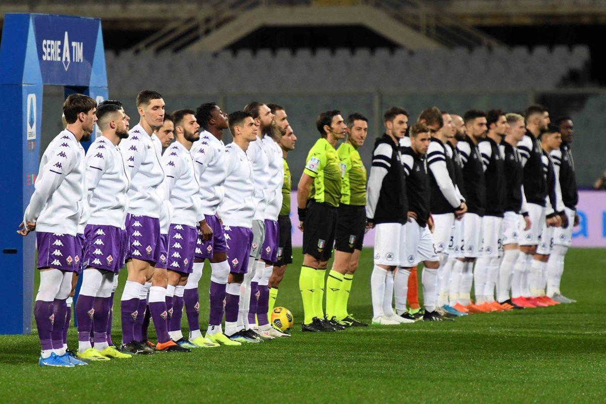 """<span class=""""hot"""">Live <i class=""""fa fa-bolt""""></i></span> Calcio: Serie A; Ore 18.30 al Franchi il 1° anticipo del 23° Turno:""""LIVE""""  Fiorentina Spezia finale 3-0 Vlahovic+ Castrovilli+Eysseric"""