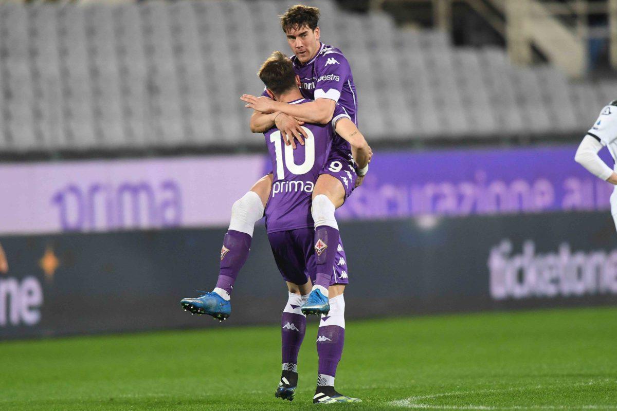 CALCIO Le Pagelle viola di Firenze Viola Supersport per Fiorentina-Spezia