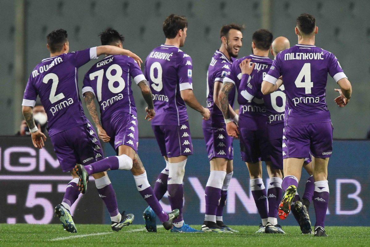 Calcio: le belle pagelle di Fiorentina Spezia 3-0 del Direttore