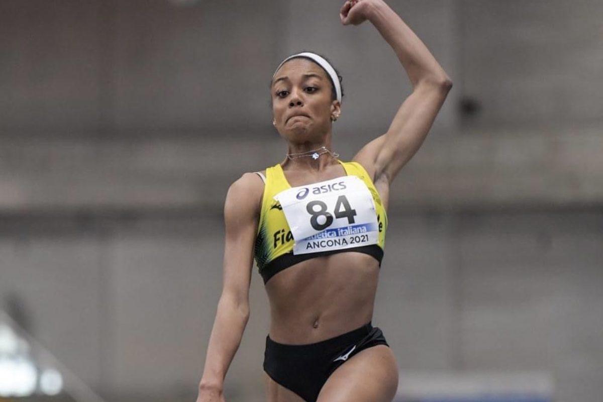 Larissa eguaglia Fiona e batte il record mondiale!