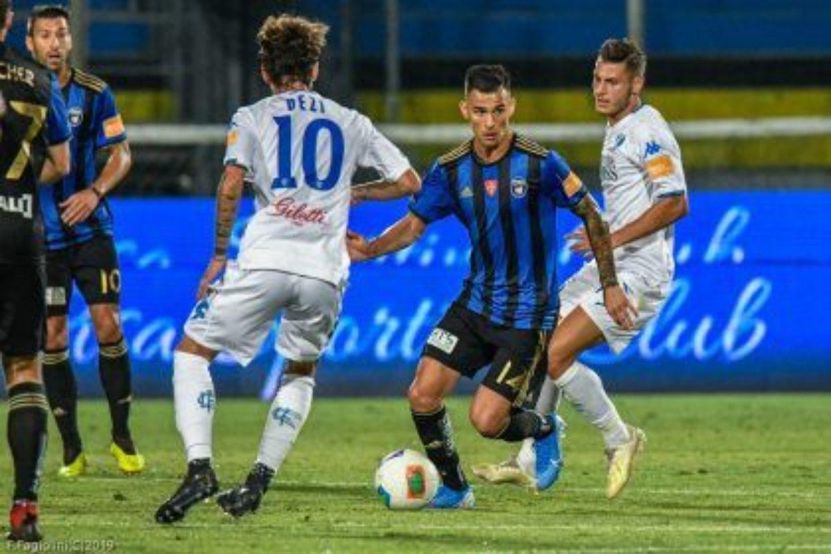 """Calcio: Serie B: finice in parità il """"super"""" Derby toscano Pisa-Empoli 1-1"""