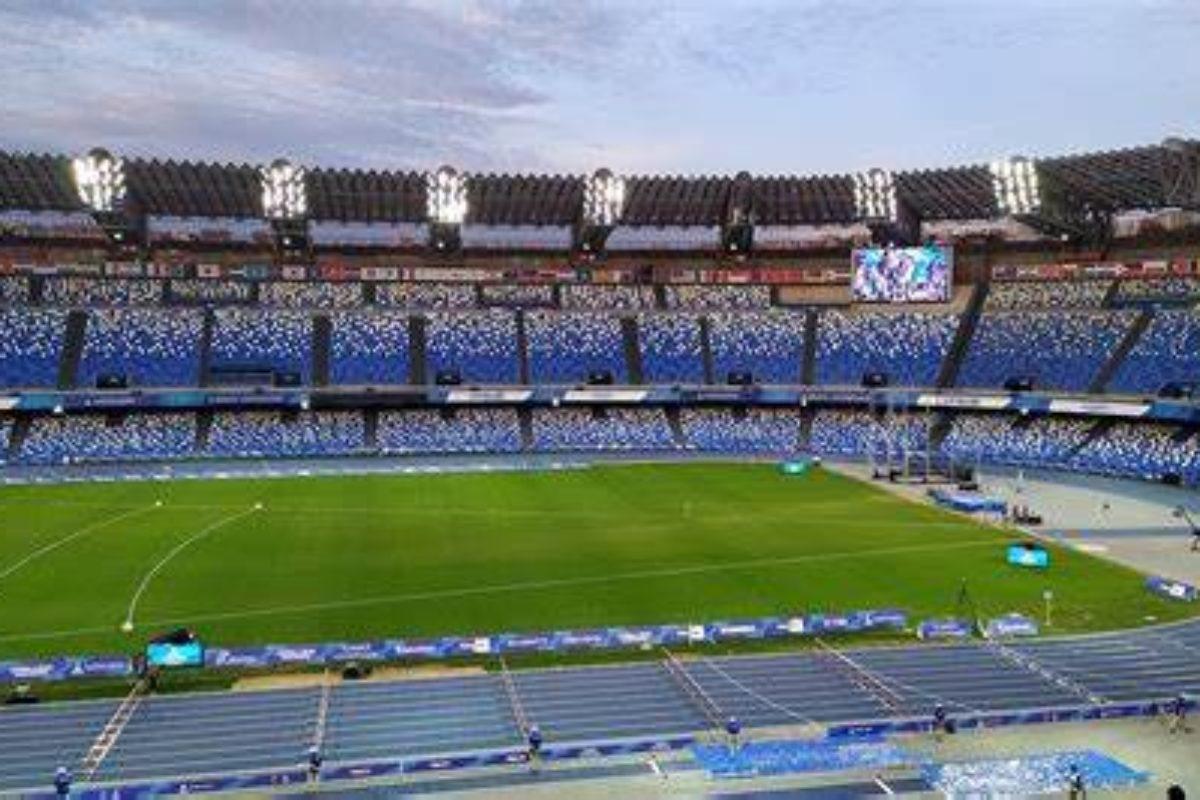 Calcio: 2° semifinale Coppa Italia  Napoli-Atalanta  finale 0-0 ..si decidera' a Bergamo il noe della 2° finalista