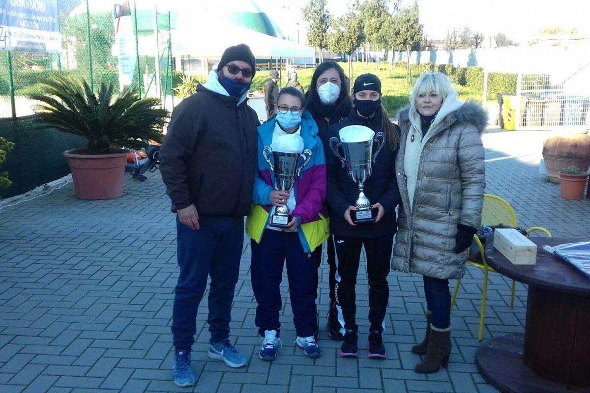 """Tennis: a Calenzamo  concluso il  """" 4° Memorial Alessio Carmagnini"""""""