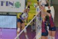 VOLLEY FEMMINILE SERIE A1 Play off Imoco Volley Conegliano- Il Bisonte Firenze 3-0 (25-15; 25-17; 29-27)