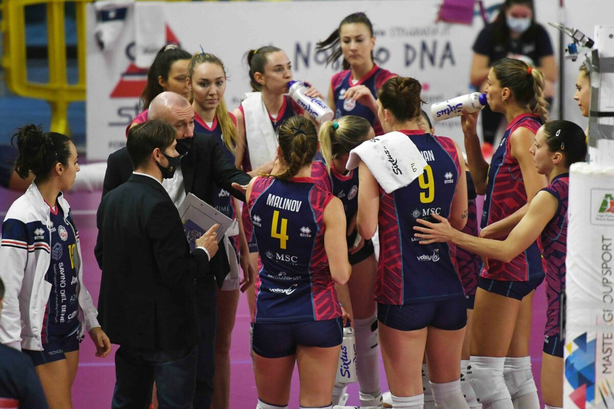 VOLLEY FEMMINILE Semifinale Playoff Savino Del Bene Scandicci-Imoco Volley Conegliano 0-3 (23-25; 19-25; 15-25)