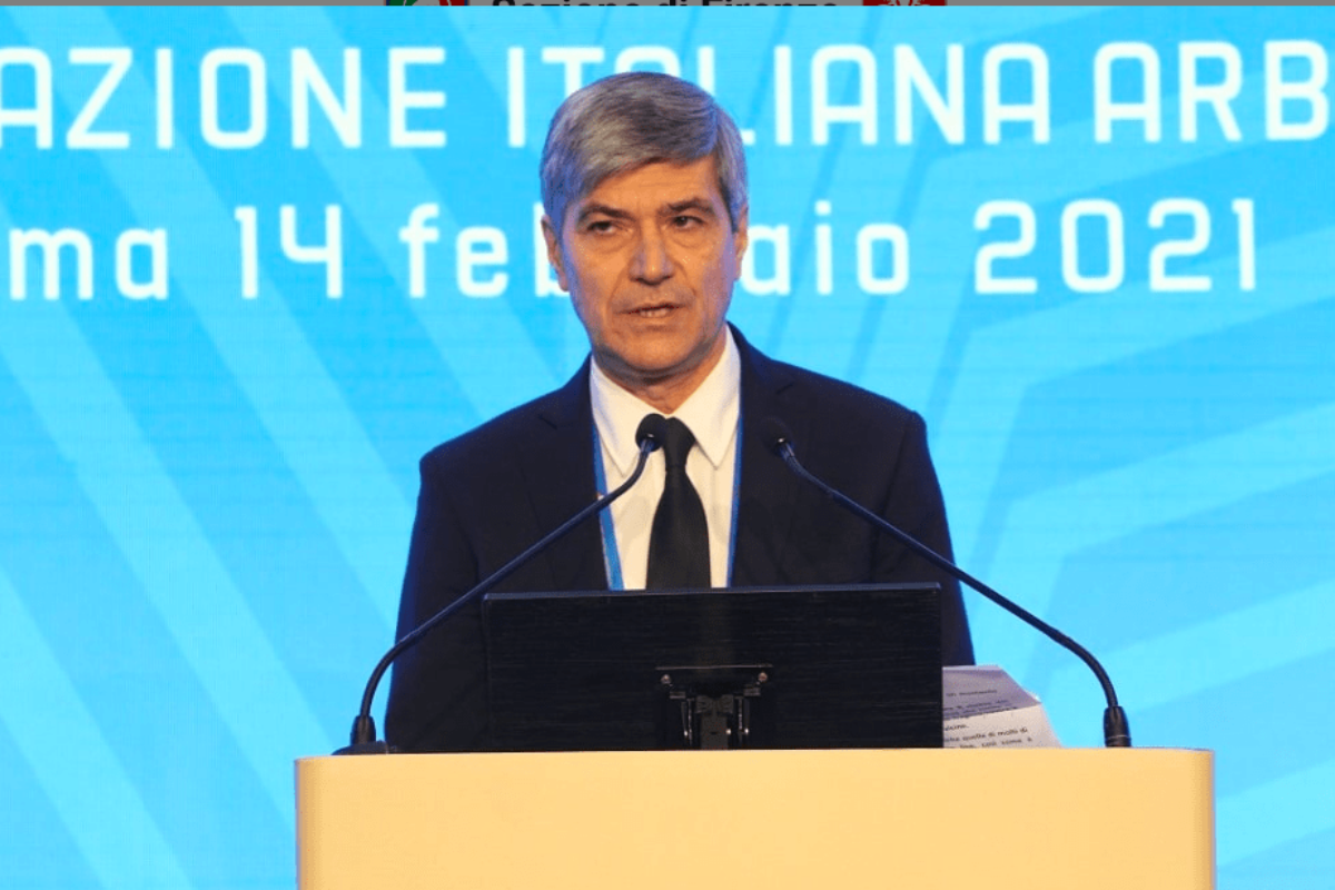Alfredo Trentalange è il nuovo presidente dell'AIA. Duccio Baglioni è il suo vice