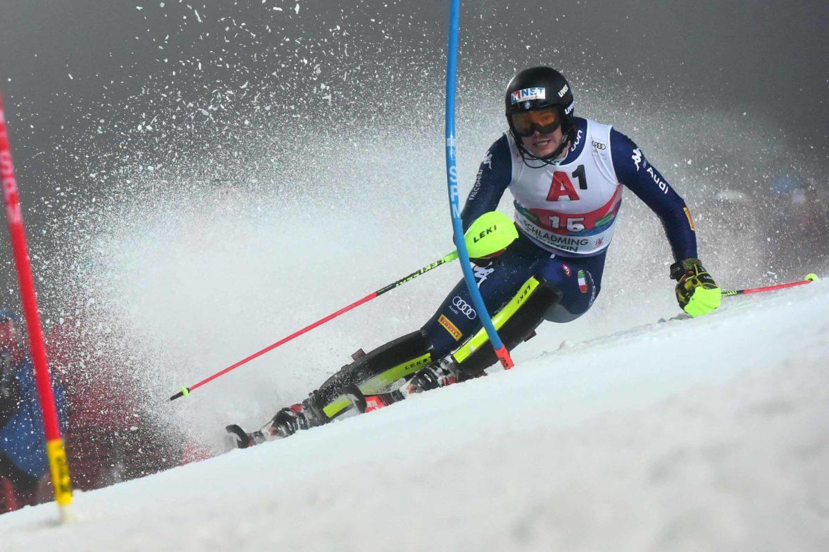 Sci: oggi a Cortina dopo lo speciale maschile si chiudono i Mondiali..vana la  caccia azzurra alla 3° madaglia..quella di Vinazer ?? No.. l'azzurro scala dal 2° al 4° posto….mannaggia…mannaggia…!!..!!