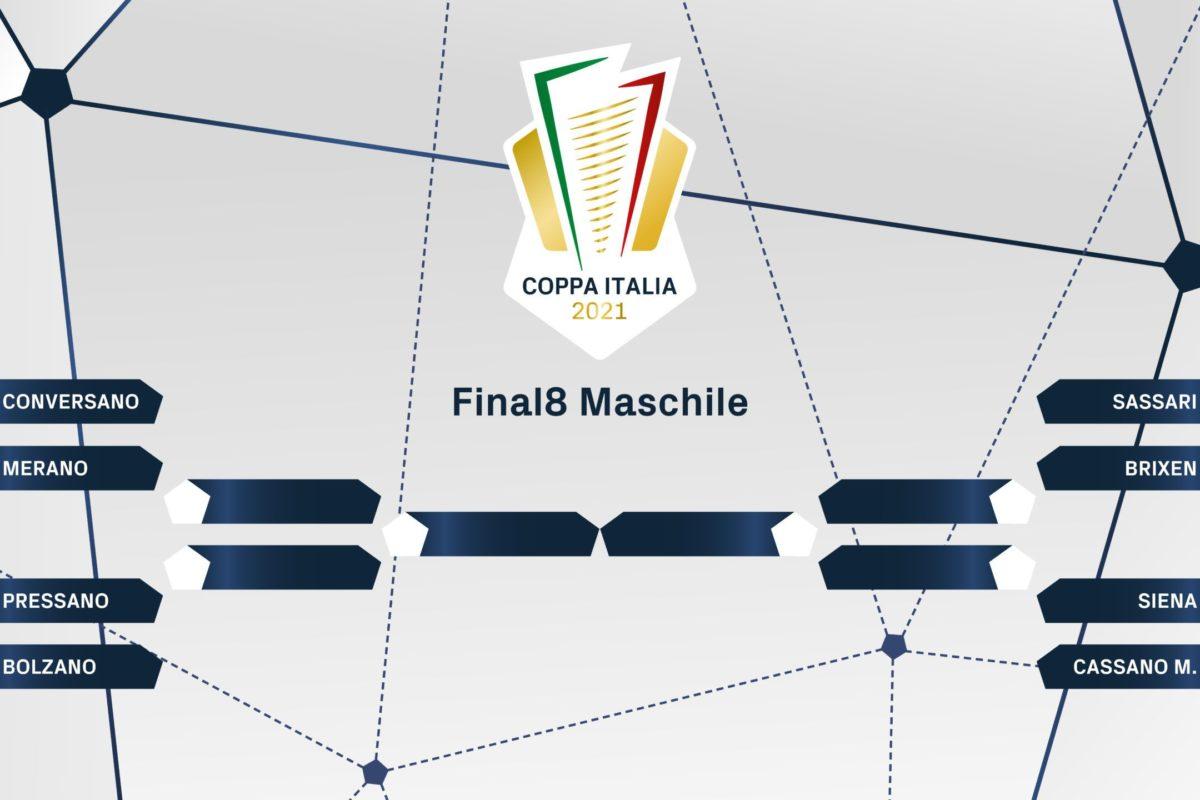 """Pallamano: """"Live"""" Oggi a Salsomaggiore le Semifinali di Coppa Italia: prime qualificate Oderzo, Cassano Magnago, Jomi Salerno"""