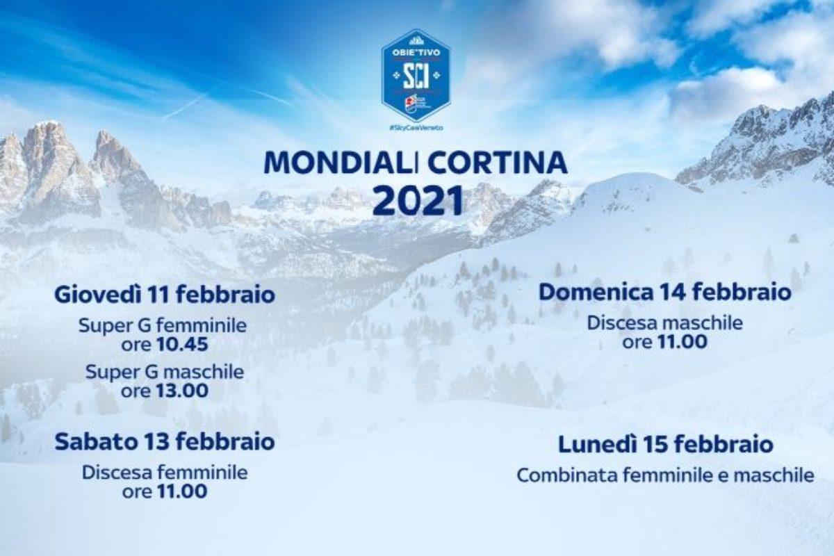 Sci: a Cortina duplice prima giornata di gare: Male le azzurre e gli azzurri !!!