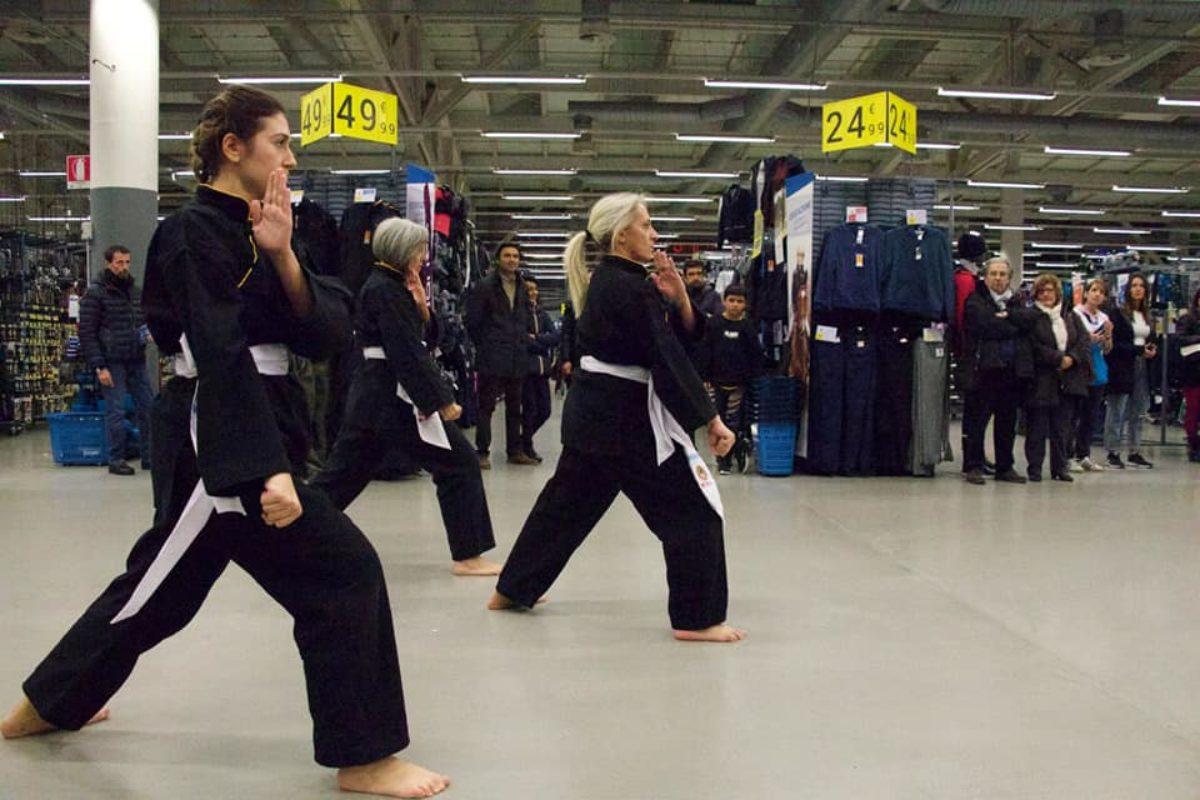 Qwankido-Kung Fu : i campionati di Tecnica
