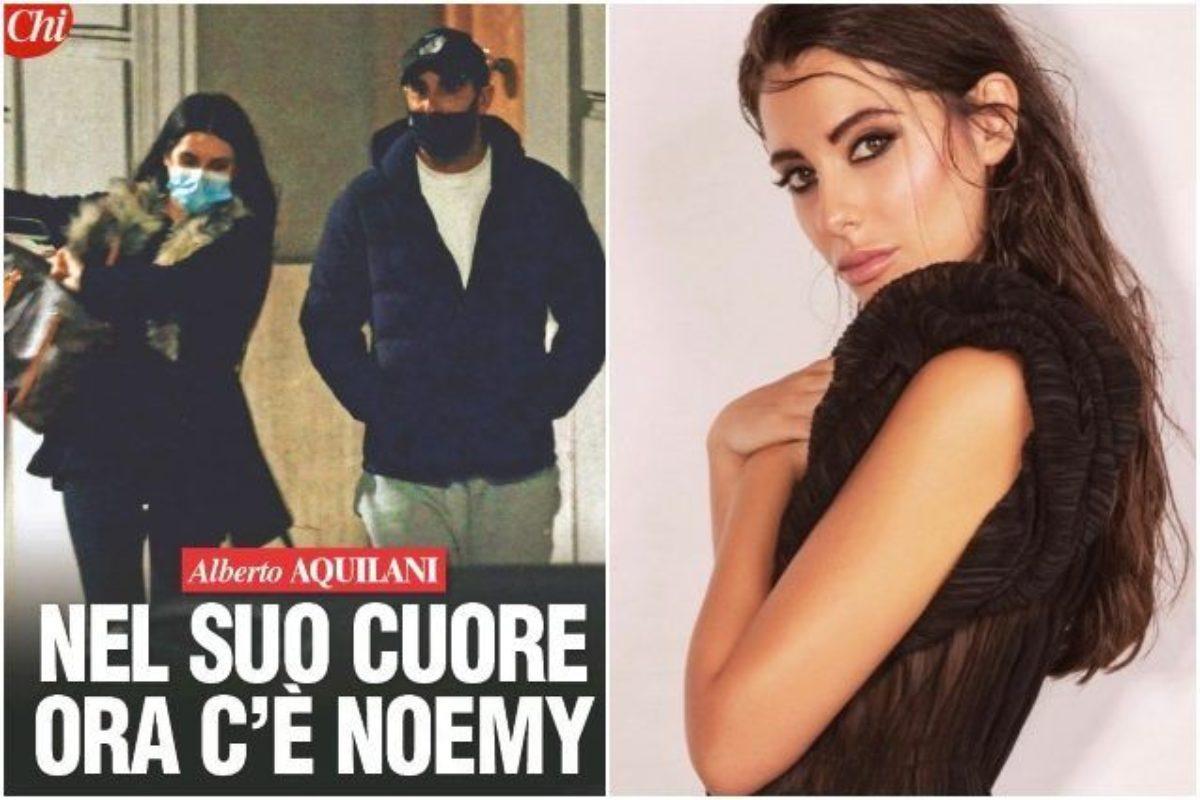 """""""Lo scoop"""" della nostra Redazione: ecco Noemy Forni la nuova """"fiamma"""" di Alberto Aquilani…""""Beato Lui..!!"""
