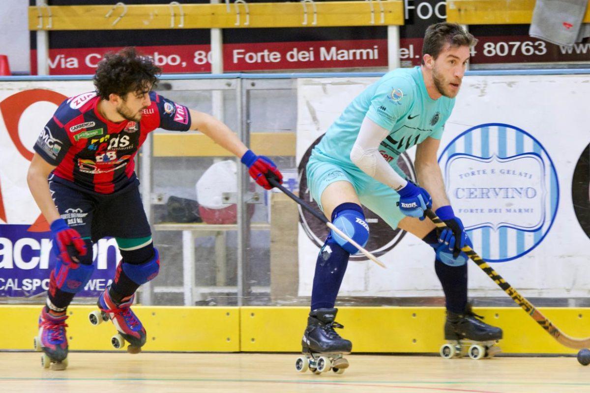Hockey a rotelle: il week end della Coppa Italia: Follonica e Forte dei Marmi in semifinale