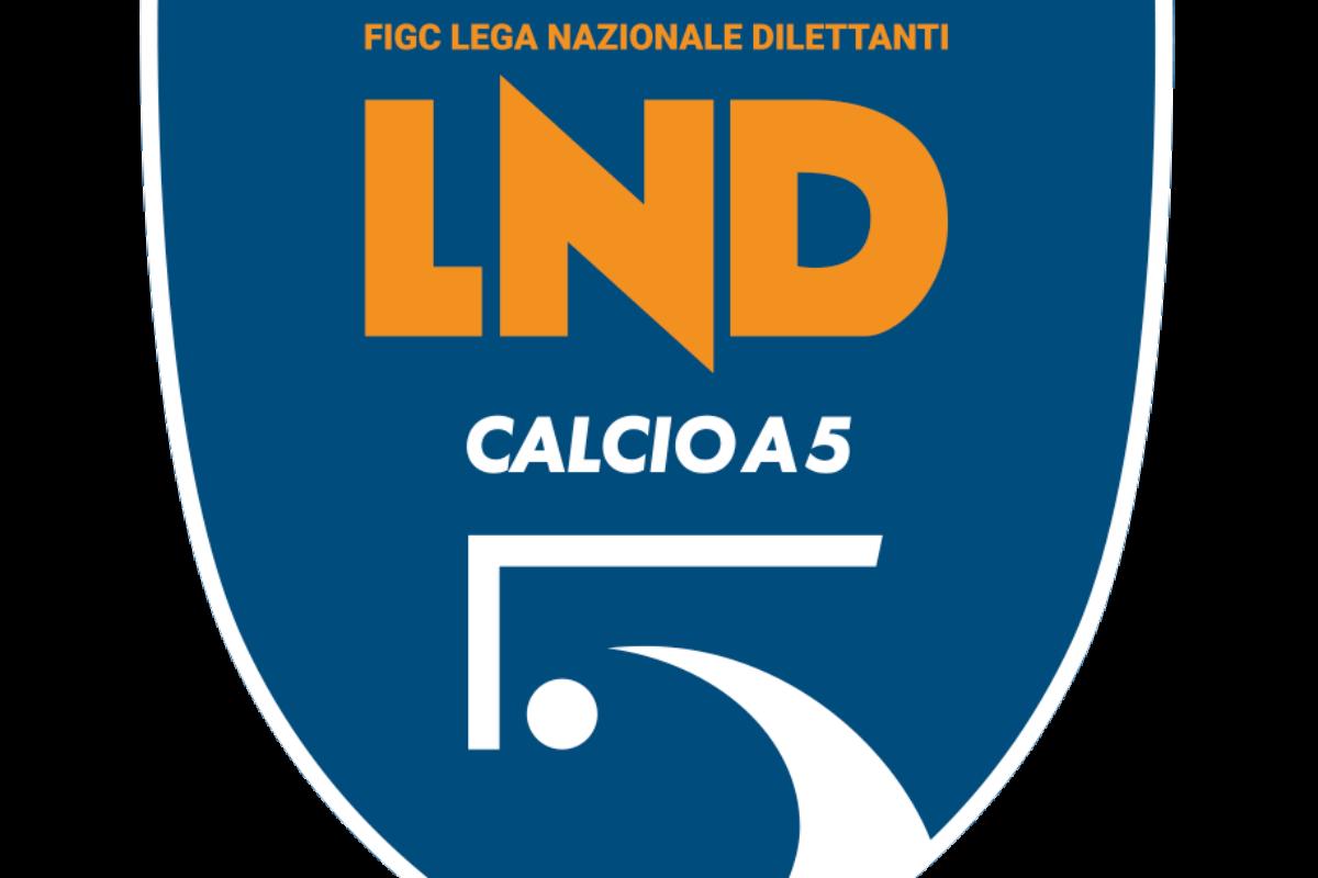Calcio a 5: Si è giocato solo in A2 Girone A (2 recuperi)  recuperi  in A2/F e Serie B