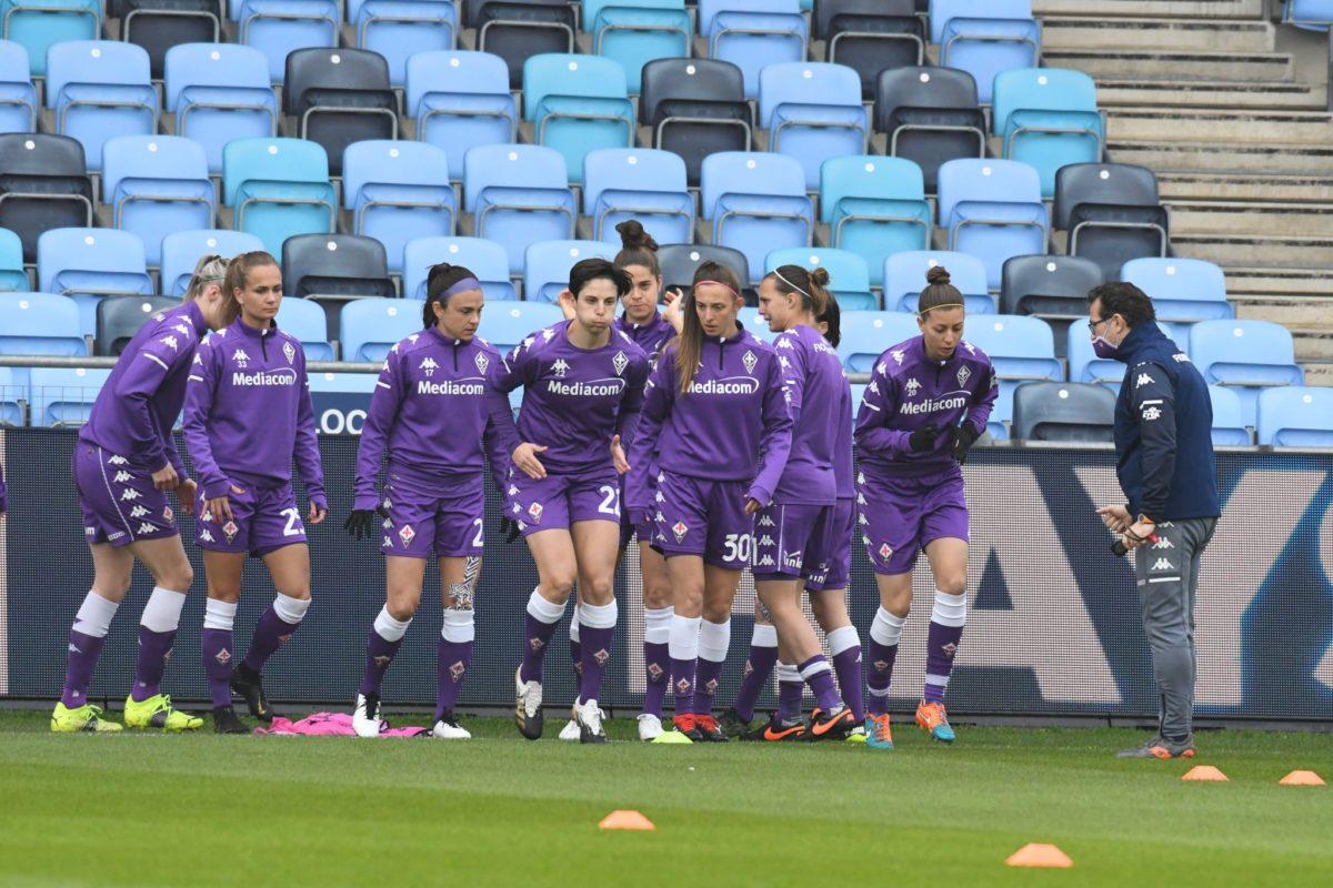 Champions League: la Fiorentina femminile perde 3-0 a Manchester contro il City. L'11 marzo il ritorno, al Franchi