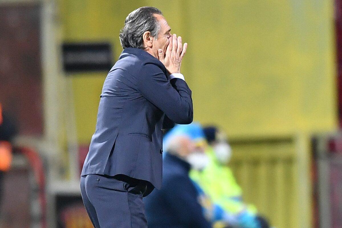 """Cesare Prandelli carica la Fiorentina: """"Ci siamo allenati bene. La squadra è unita"""""""