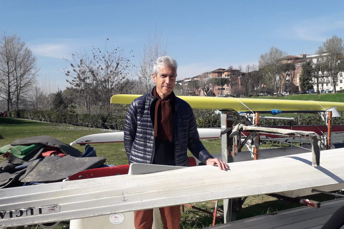 Canoa: la Presentazione Stampa dei Campionati Italiani Maratona di Sabato e Domenica a Firenze