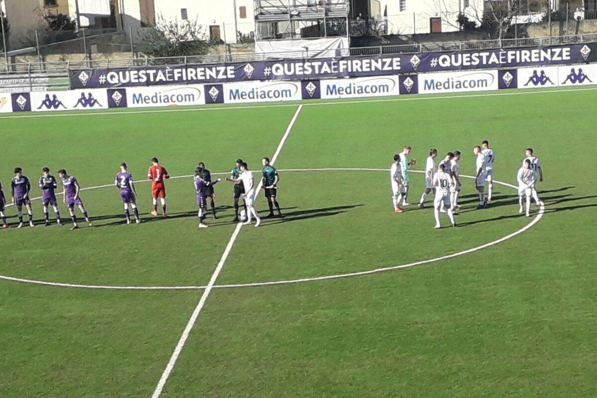 Calci: Campionato Primavera 1: Fiorentina Milan Finale  3-1 Monteanu (55°); El Hilali (68°), Pierozzi (81°) Monteanu ( 86°)
