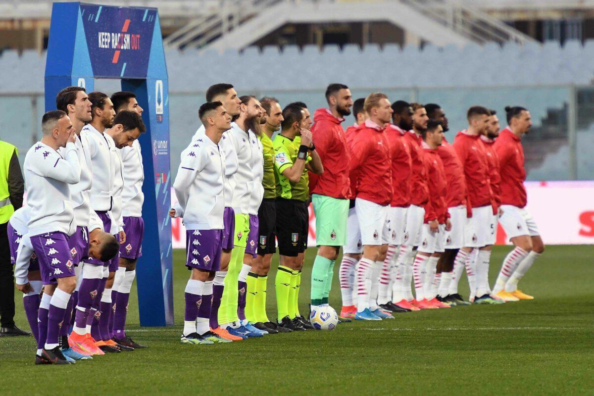 Le foto in esclusiva di Fiorentina-Milan