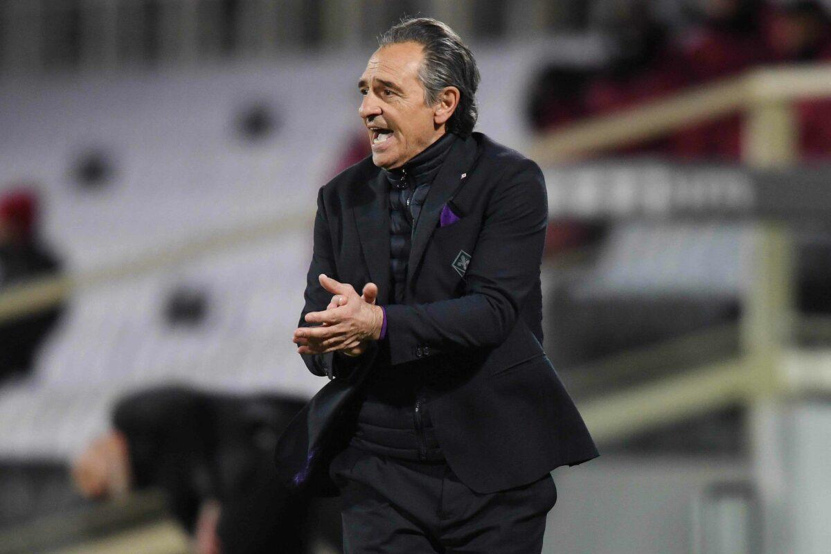 """Calcio """"Ultim'ora da fulmine a ciel sereno"""": Cesare Prandelli ha rassegnato le dimissioni..torna Beppe Iachini; Il Comunicato stampa della Fiorentina il nostro saluto."""