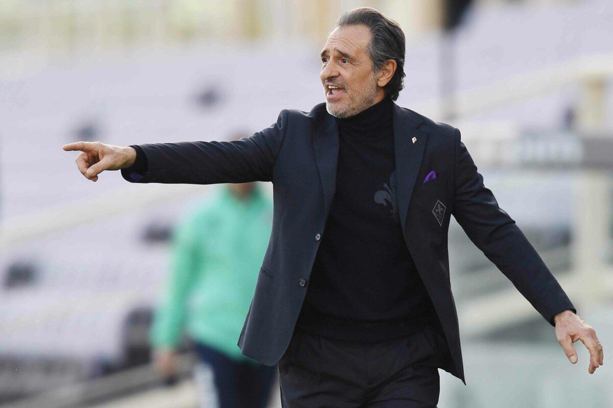 """Calcio: La voce di Cesare Prandelli  dal """"ventre del Ciro Vigorito"""""""