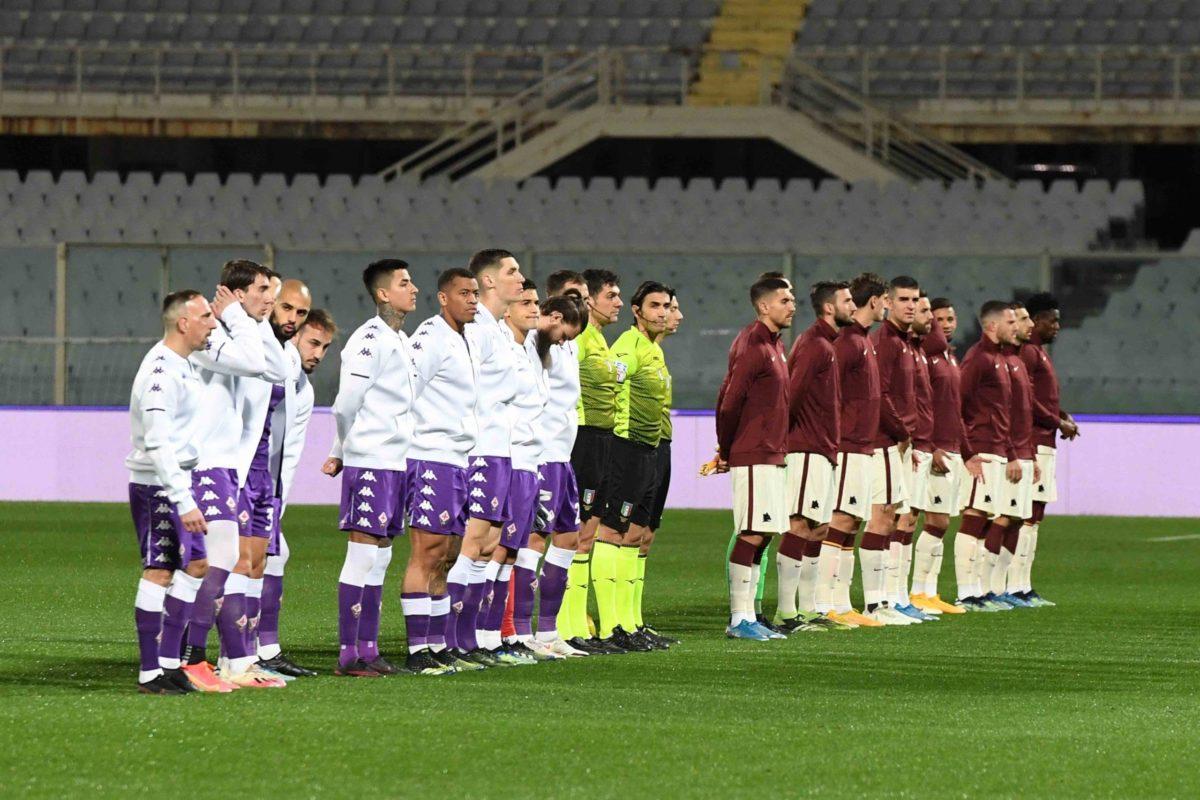 """Calcio: 24° turno """"letale"""" per la Fiorentina; la Roma vince all'88° ( come al solito) ed i punti dalla B sono adesso 4…!!"""