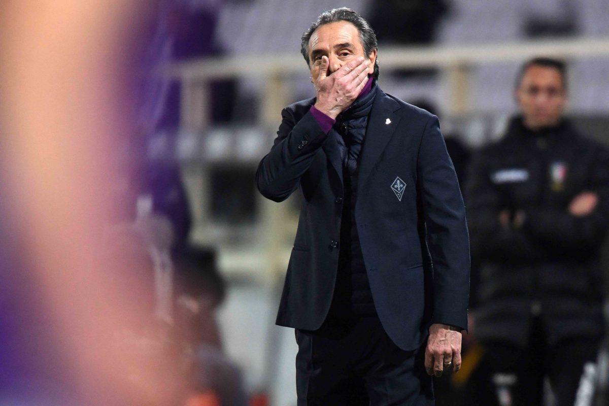 """Calcio: la Sala Stampa di un laconico Cesare Prandelli :"""" Non meritavamo di perdere"""""""