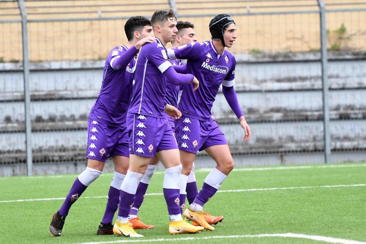 Calcio: Campionato Primavera 1 – A.C.F. FIORENTINA VS SASSUOLO. Le foto della partita