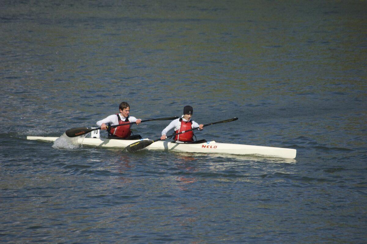 Canoa: Campionati Toscani di Fondo a Firenze in Arno